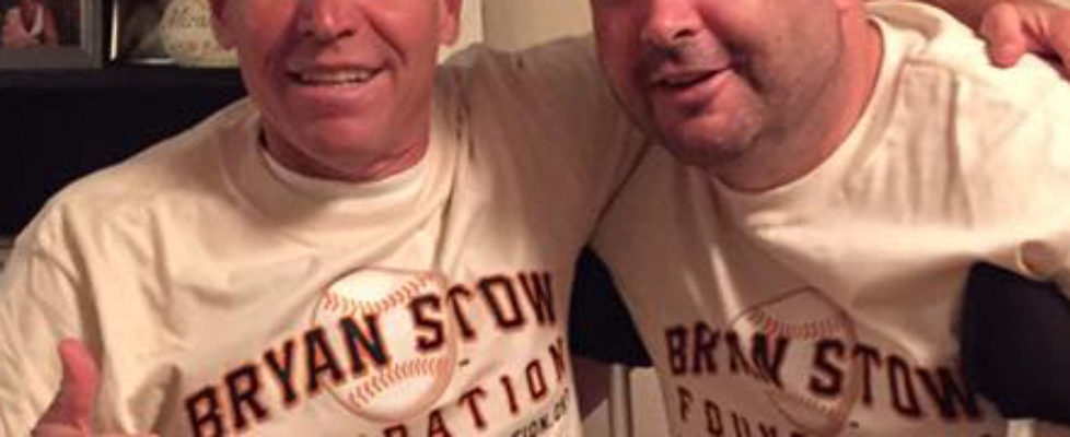 Steve Crocker Rides for The Bryan Stow Foundation